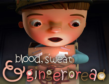 Blood, Sweat & Gingerbread
