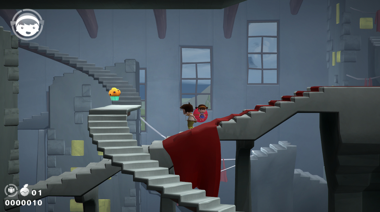 Balloonquest screenshot