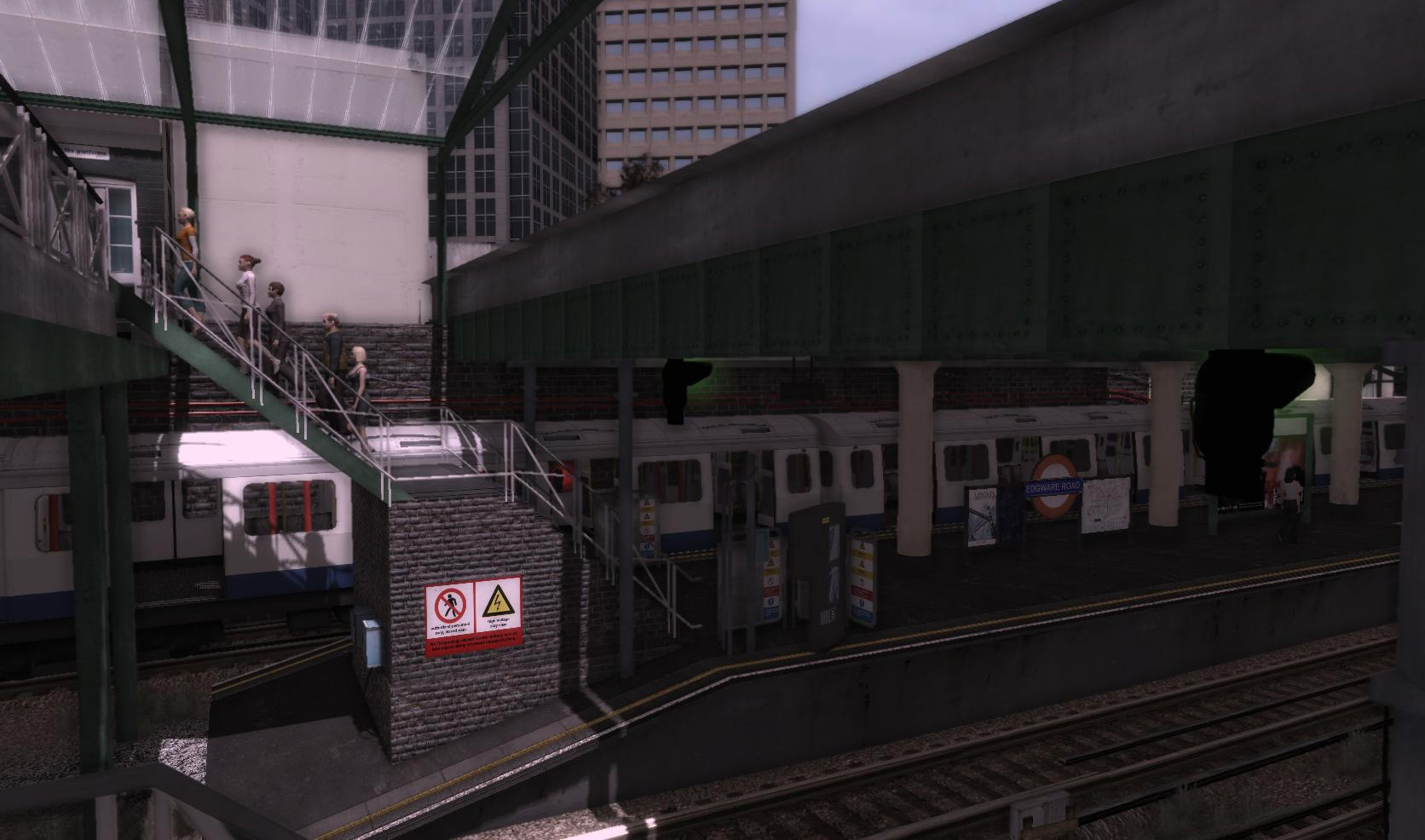 World of Subway Screenshot