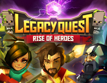 Legacy Quest: Rise of Heroes