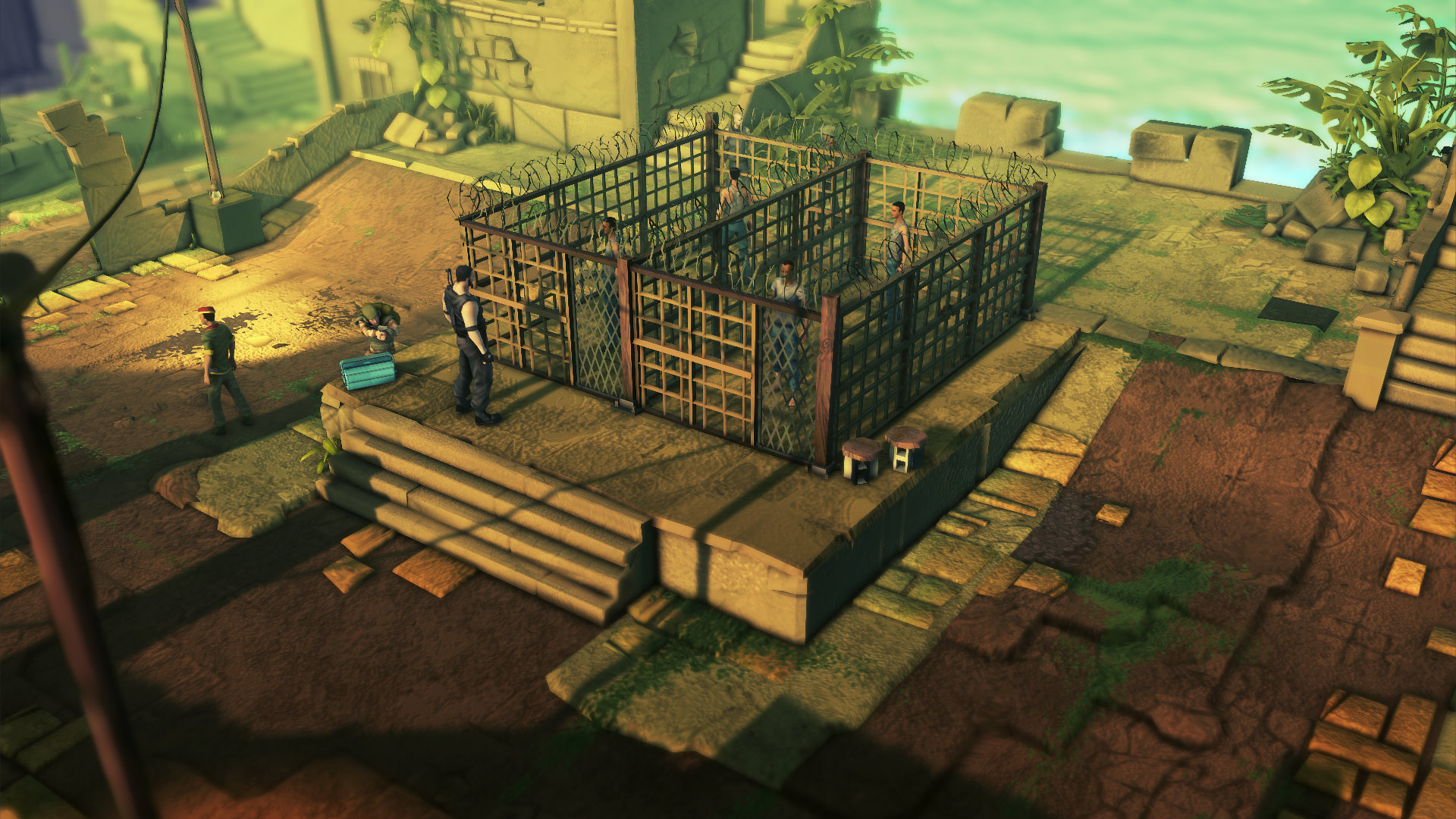 Screenshot Jagged Alliance: Rage!